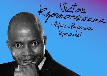 VICTOR KGOMOESWANA