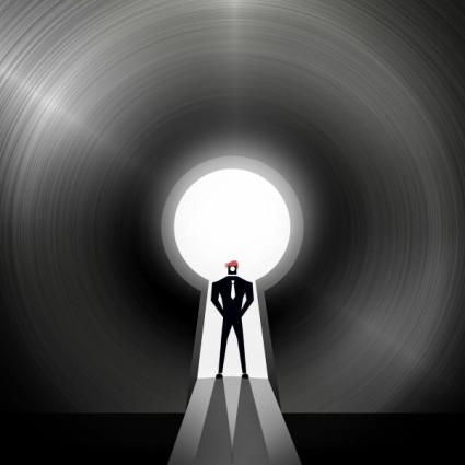 business keyhole