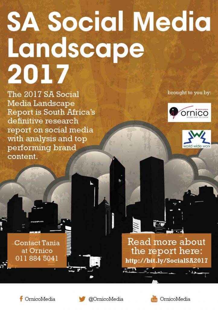 SA Social Media Landscape 2017