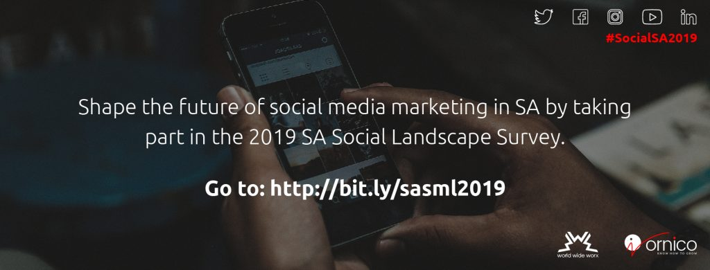 Shape SA's social media marketing