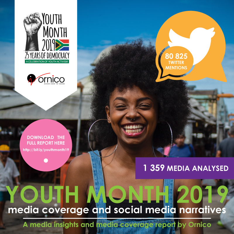 Youth Month 2019 Media Report
