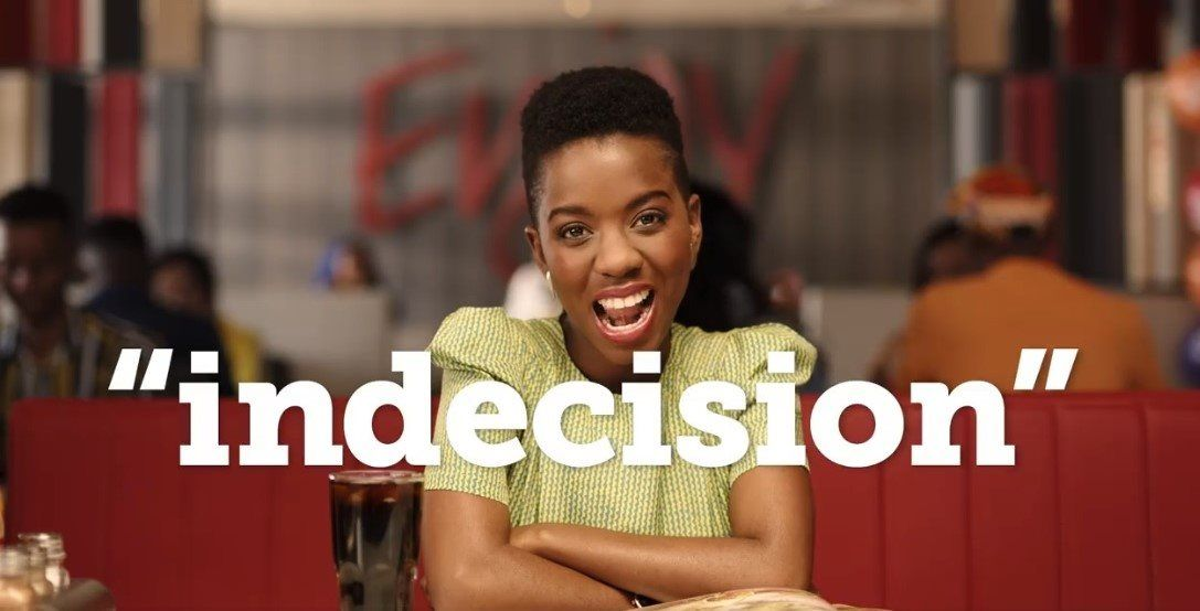 Indecision - Wimpy ad