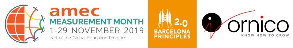 AMEC Measurement Month with Ornico 2019
