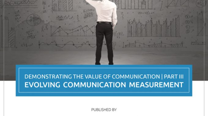 Demonstrating the Value of Communication - Part III