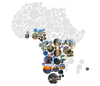 Ornico Media and Brand Intelligence footprint across Africa