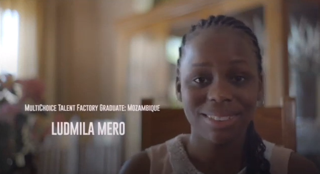 Ludmila Mero – MultiChoice Talent Factory graduate: #AfricanAdShowcase
