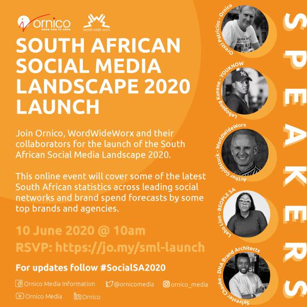 Social Media Landscape 2020 Launch