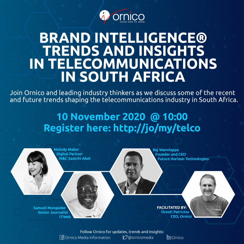 Brand Intelligence Trends and Insights in South Africa's Telecommunications Industry